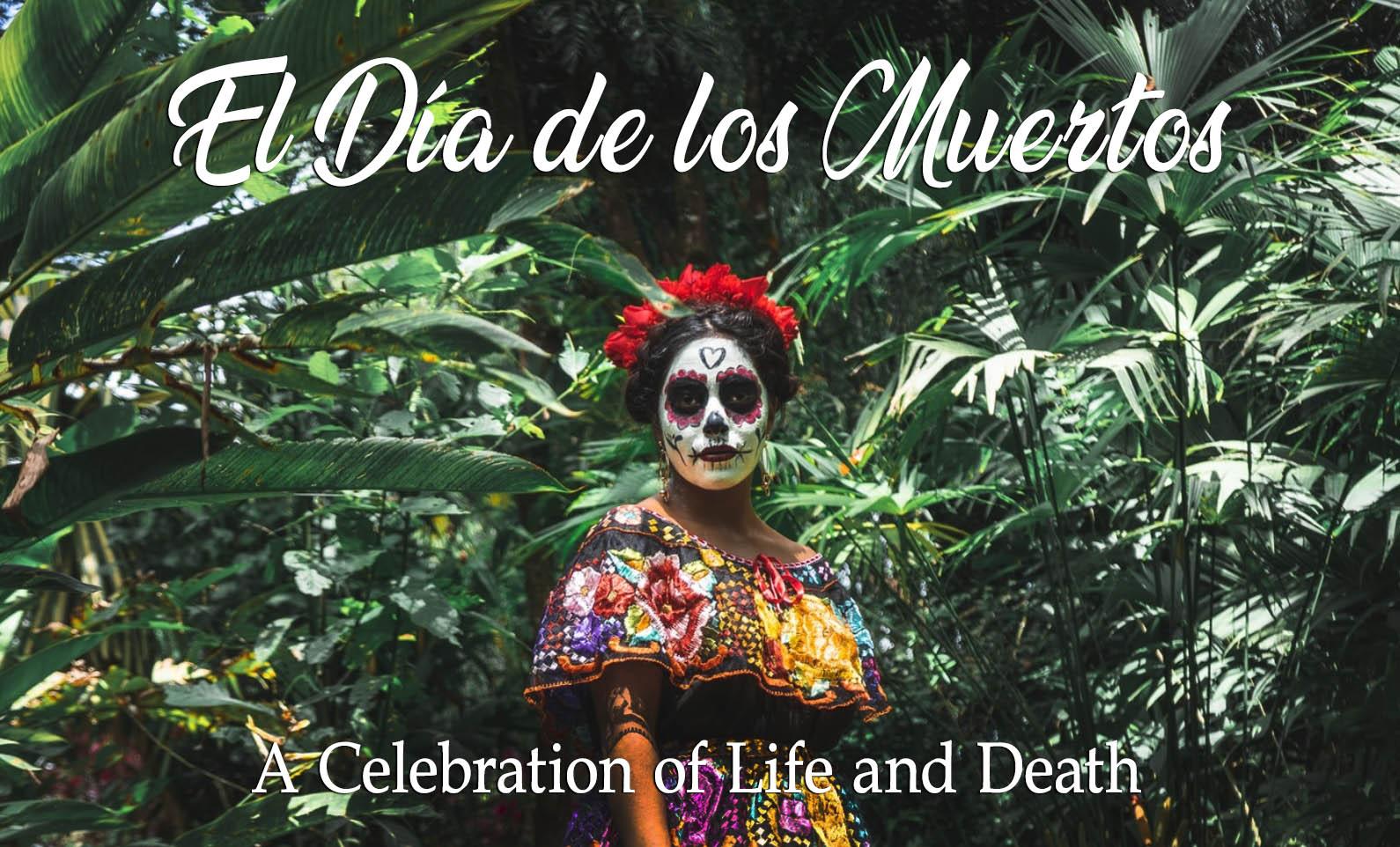 Dia de los Muertos Celebrated at SCPL