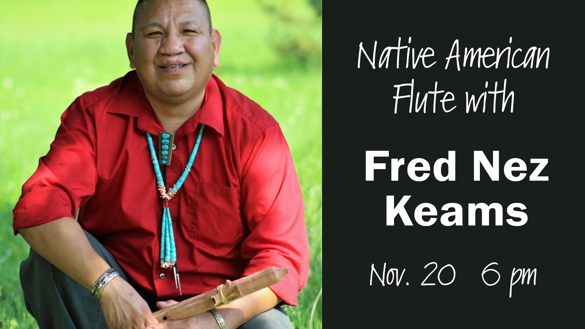 20_Nov_Nat Amer Flute