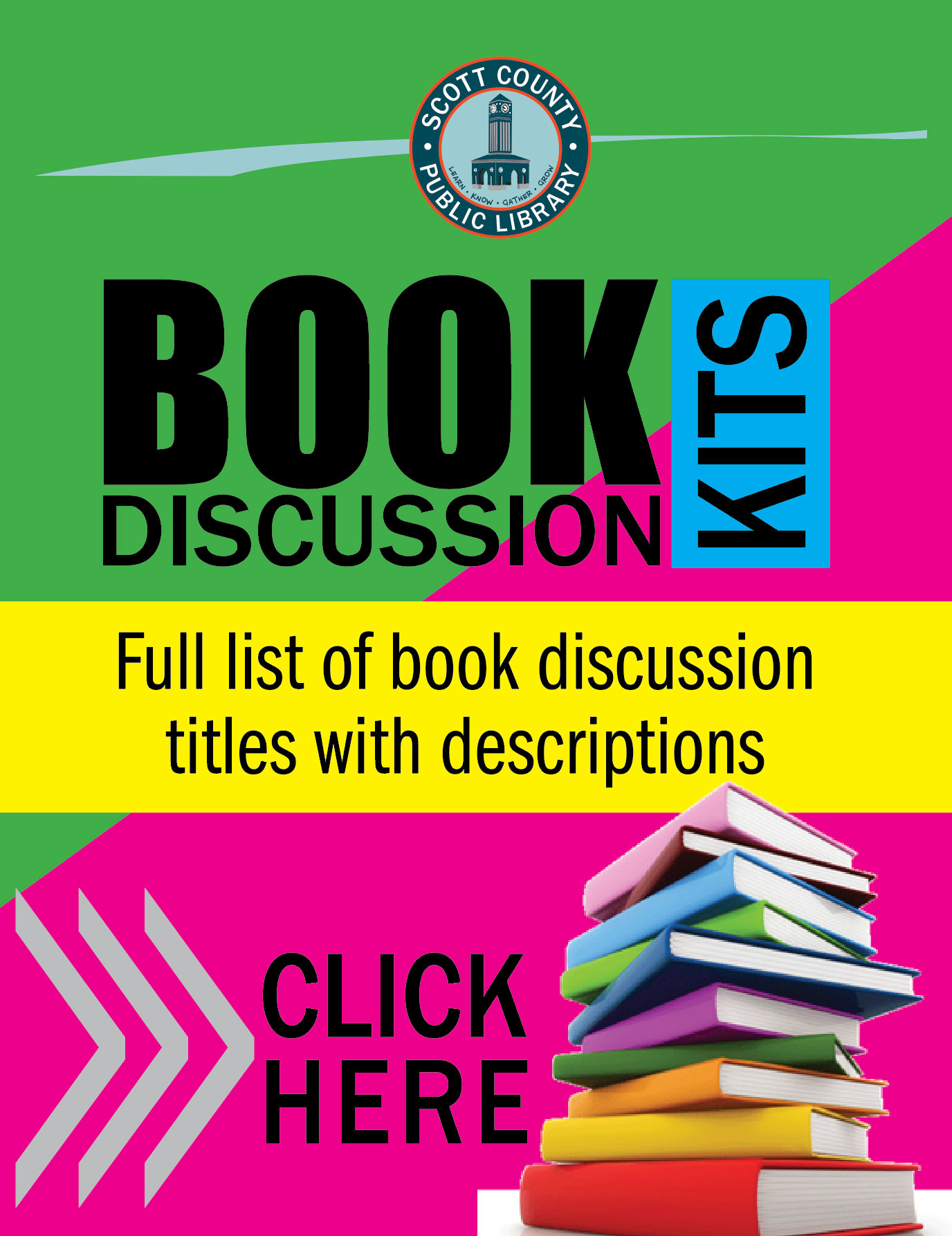 Book Kits Discussion List