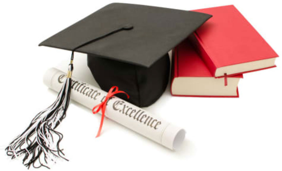 Image of Cap and a Degree for Education Services from Scott County Public Library