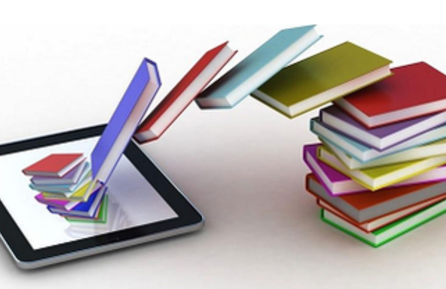 ebooks is an electronic resource that can stream books to your devices