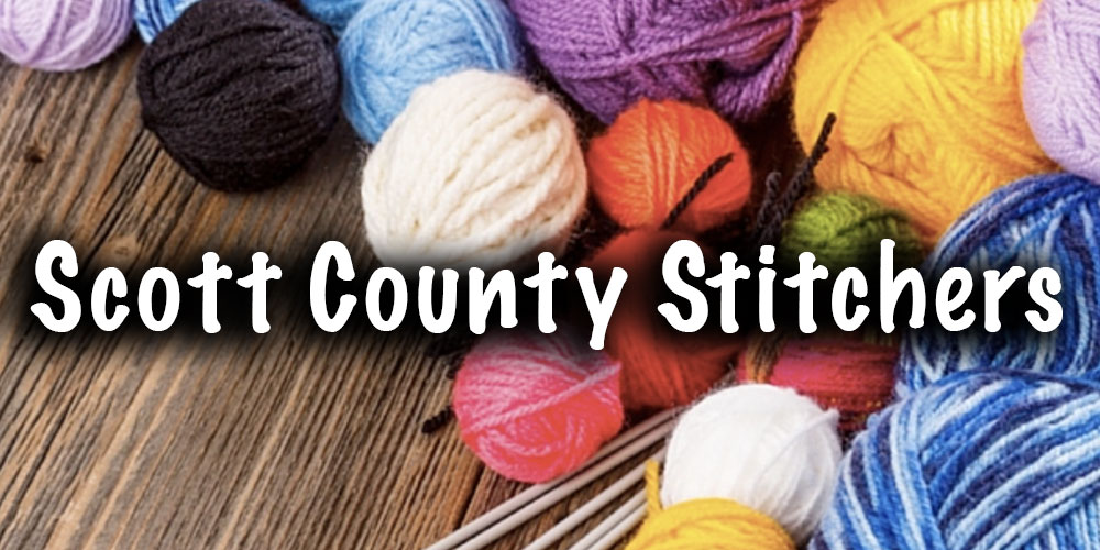 Stitvching group that meets once a week to stitch