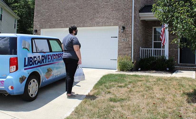 Porch Delivery Service